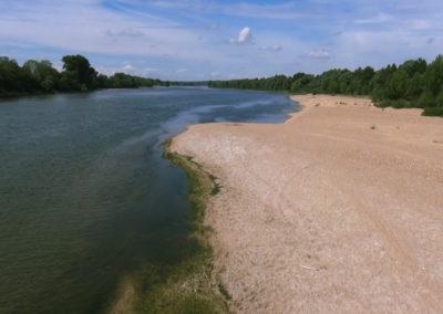 La Loire à Luynes